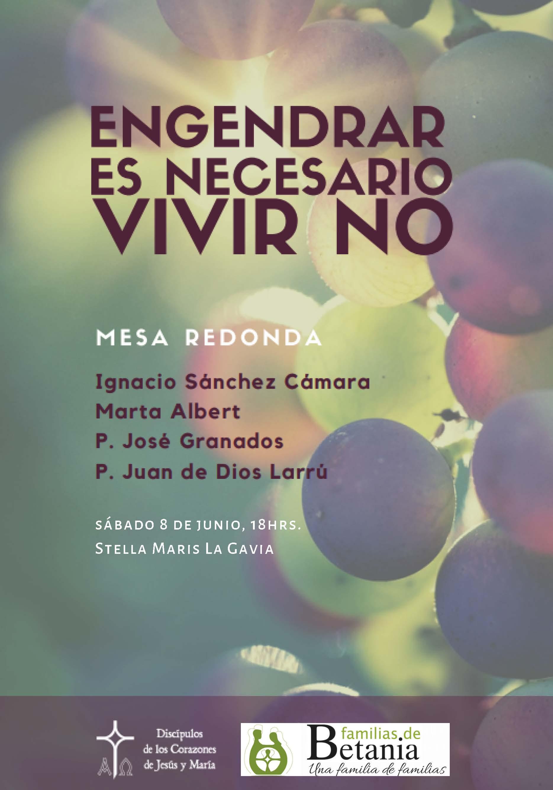 DISCIPULADA - Mesa Redonda - Colegio Stella Maris La Gavia