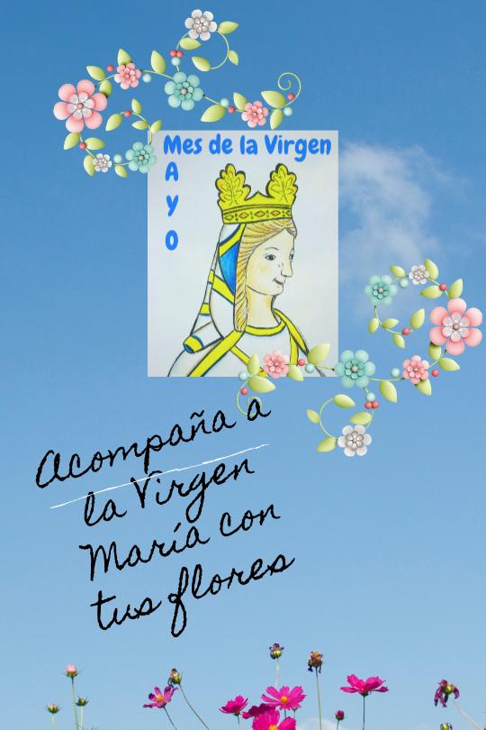 Mayo: Mes de la Virgen María - Colegio Stella Maris La Gavia